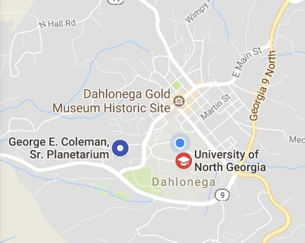 Upcoming Events Dahlonega Science Council
